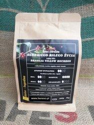 Kawa mielona Dolla - Słodkiego Miłego Życia BRASIL YELLOW BOURBON