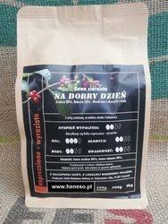 Kawa ziarnista Dolla -  Na Dobry Dzień BLEND: ARABICA 80%, ROBUSTA 20%