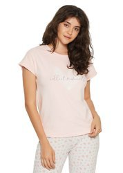 Piżama damska Henderson Forever różowa